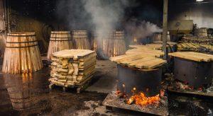 麥卡倫是業界難得自己堅持投身製桶、養桶工藝的威士忌品牌,被譽為是雪莉桶威士忌中的勞斯萊斯