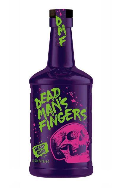 大麻蘭姆酒Dead Man's Fingers Hemp Rum