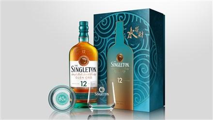 蘇格登 12 年單一麥芽威士忌禮盒