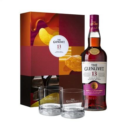 格蘭利威13年雪莉桶單一麥芽蘇格蘭威士忌禮盒