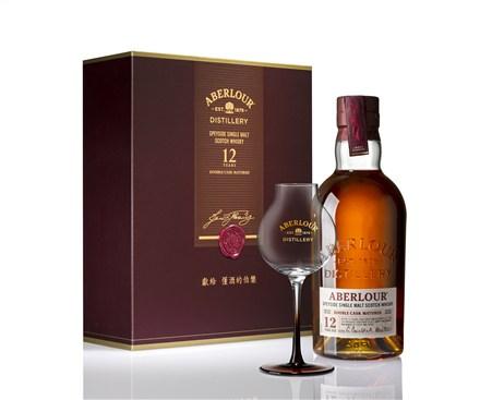 亞伯樂 12 年單一麥芽蘇格蘭威士忌禮盒