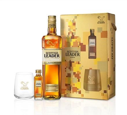 仕高利達金牌蘇格蘭威士忌新年禮盒