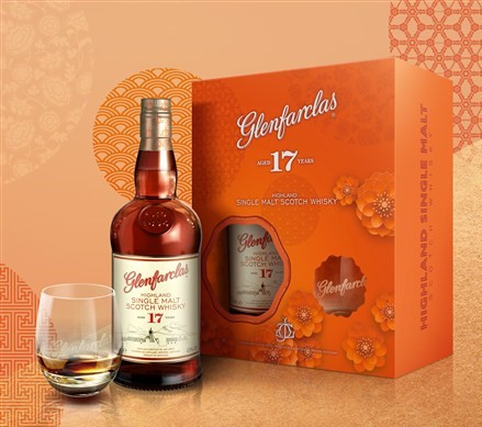 格蘭花格 17 年單一麥芽蘇格蘭威士忌《花開‧鴻運》新年限量禮盒