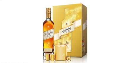 Johnnie Walker 金牌珍藏蘇格蘭威士忌禮盒