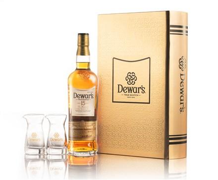 帝王蘇格蘭威士忌 15 年金典禮盒