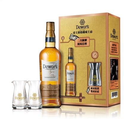 帝王蘇格蘭威士忌 15 年春節禮盒