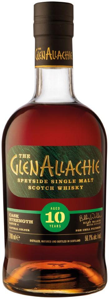 格蘭愛樂奇 The Glenallachi 10 年 Batch 4