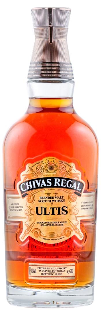 奇瓦士 Chivas Regal Ultis