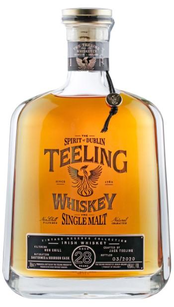 天頂 Teeling Whiskey 28 Years Old Vintage Reserve