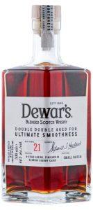 帝王四重陳釀系列 21 年 Dewar's Double Double 21 Years Old