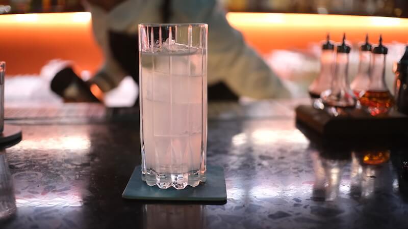 JUP. 經典調酒 Gin Fizz