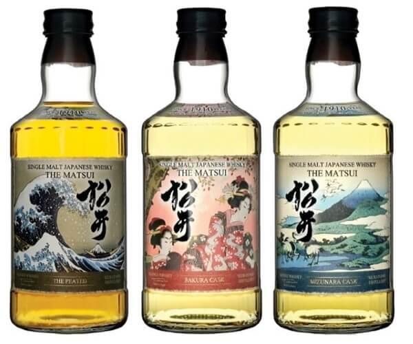 松井酒造威士忌 松井
