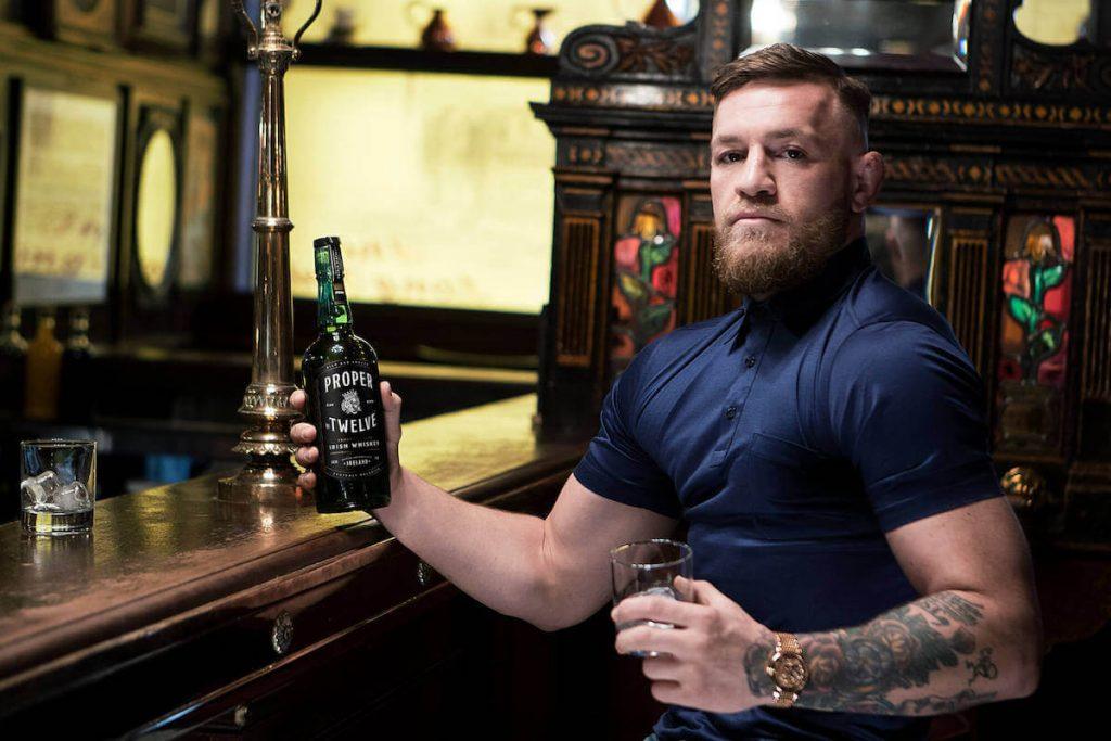 Conor McGregor和Proper No. Twelve