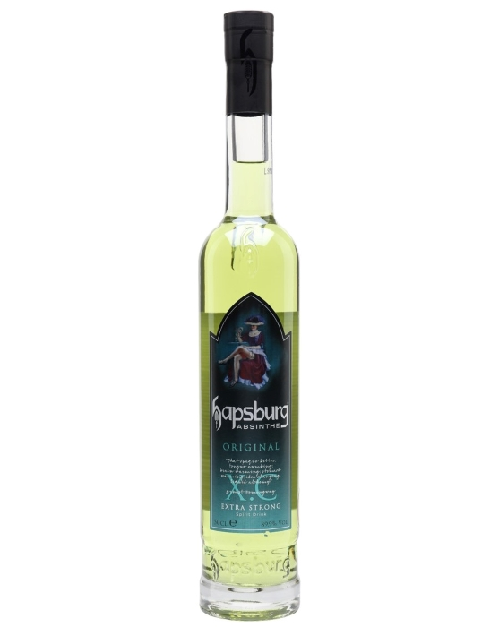 hapsburg gold label premium reserve absinthe