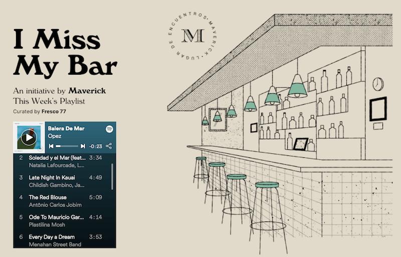 I miss my bar 網站