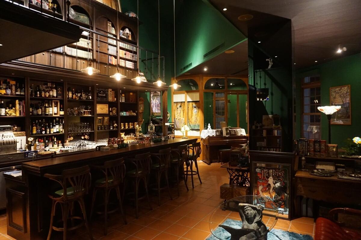 Antique Bar 古董酒吧 1900
