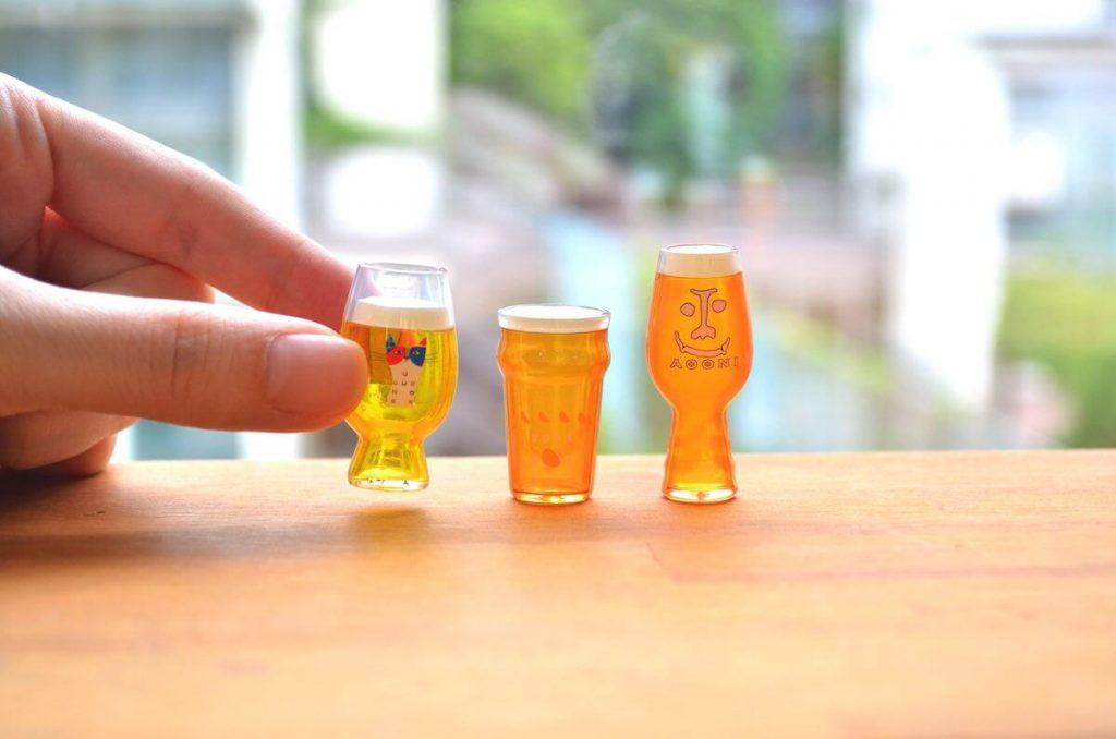 Yo-Ho精釀 迷你模型 啤酒杯
