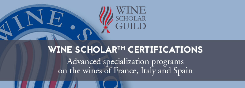 WSG高階葡萄酒線上課程