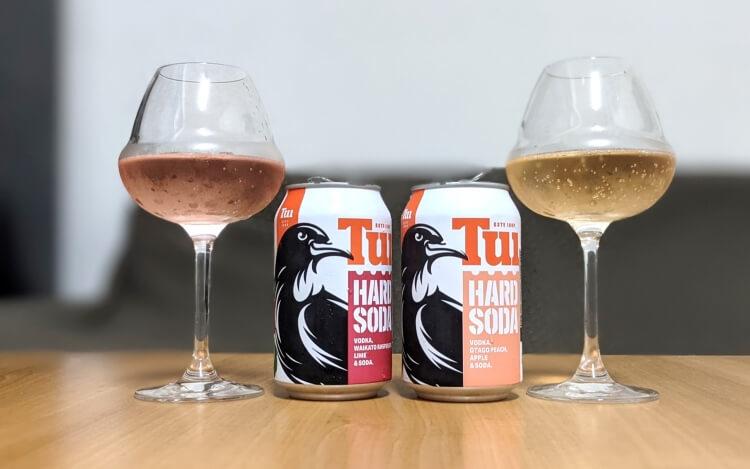 紐西蘭Tui Hard Soda