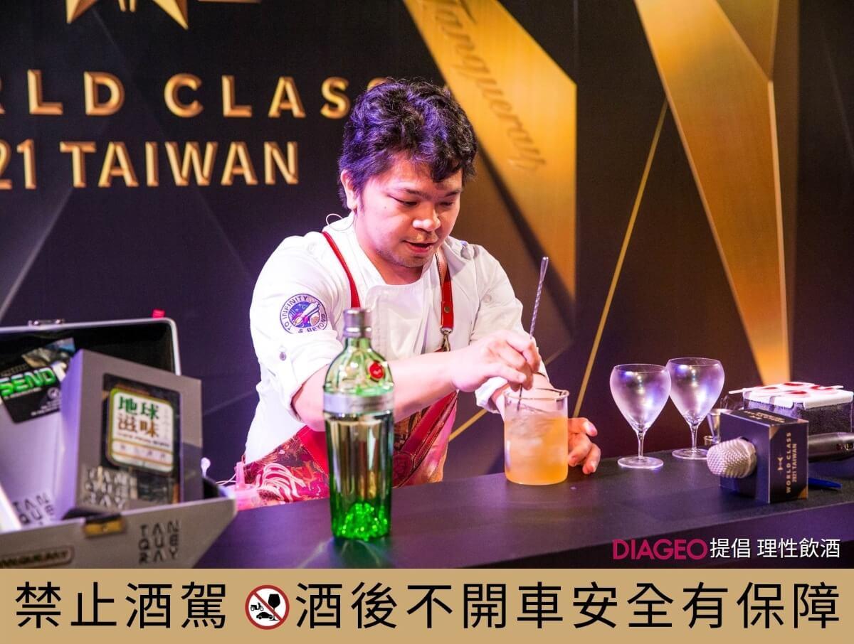 Mars-World-Class-2021-罐裝調酒-比賽中