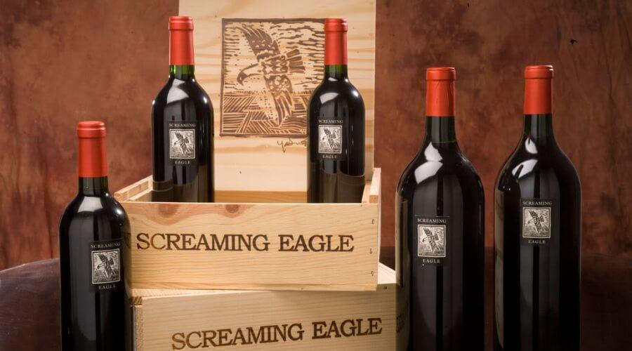 Screaming Eagle 嘯鷹酒莊