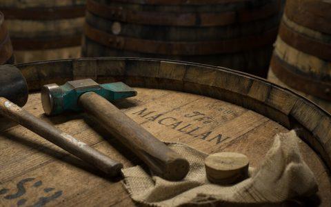 麥卡倫 酒廠與橡木桶
