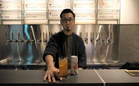 Testing Room 調酒師 Tony