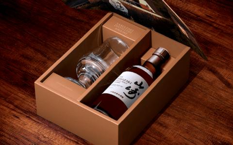 山崎線上導覽會 樣品酒Set